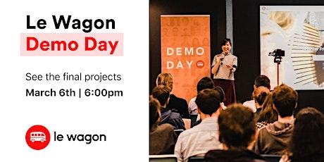 Le Wagon Demo Day – Batch 353 – Oslo tickets