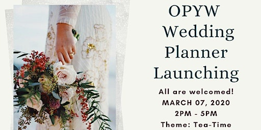 OPYW Wedding Planner Launching
