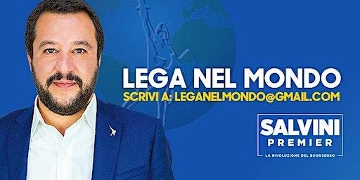 Cena Lega Nel Mondo UK Liverpool Salvini Premier