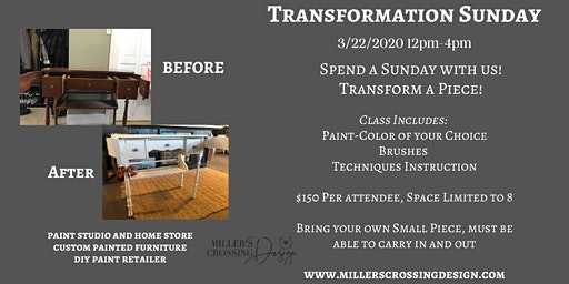 Transformational Sunday