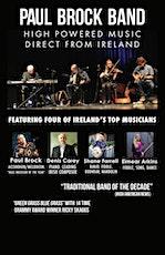 Paul Brock Band House Concert tickets