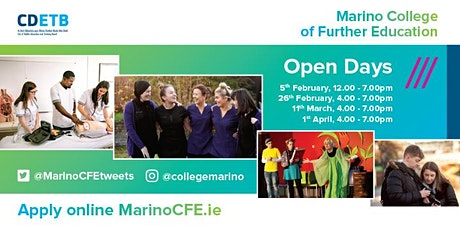 Further Education Open Day tickets