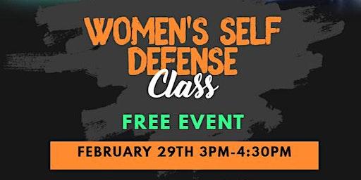 Self Defense Class with Benzii Diaz & Jamie Colleen