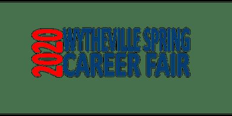 Wytheville  Spring Career Fair tickets