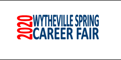 Wytheville  Spring Career Fair