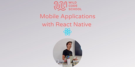 Tech Workshop - Building mobile applications with react native tickets