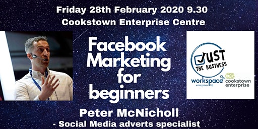 Facebook Marketing for Beginners - with Peter McNicholl