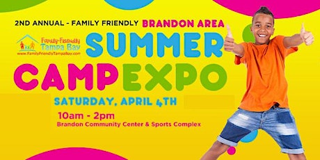 Brandon Area Summer Camp Expo (2nd Annual) tickets