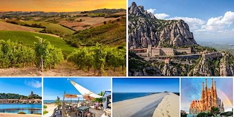 Soirée conférence - Barcelone à Bordeaux, de la mer à la vigne billets