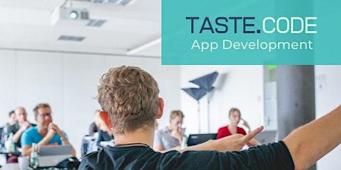 TASTE.CODE App Development