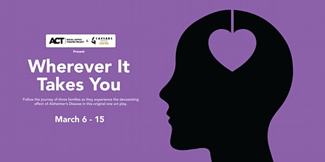 Wherever It Takes You, An Original One Act Play tickets