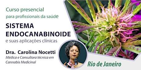 SISTEMA ENDOCANABINOIDE E SUAS IMPLICAÇÕES CLÍNICAS - RIO DE JANEIRO ingressos