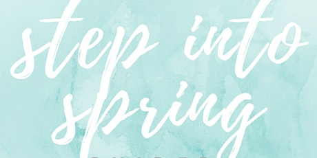 Step into Spring tickets
