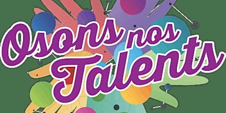 Osons Nos Talents - Ateliers de découverte des métiers - Loos en Gohelle billets