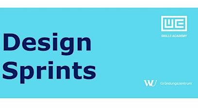 Skills Academy Workshop: Design Sprints Tickets