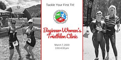 Beginner Women's Triathlon Clinic - Hosted by Atlanta Tri Club