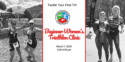 Beginner Women's Triathlon Clinic - Hosted by Atlanta Tri Club