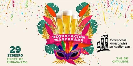 Degustacion de Cervezas Artesanales de Avellaneda 2020 entradas