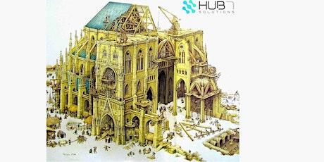 Yo construyo catedrales entradas