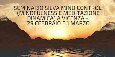 Seminario/ Formazione (Mindfulness eMeditazione Dinamicadel Metodo Silva)