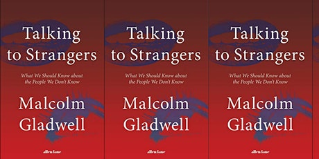 The Black and Brown Book Club | Talking to Strangers | Malcolm Gladwell tickets
