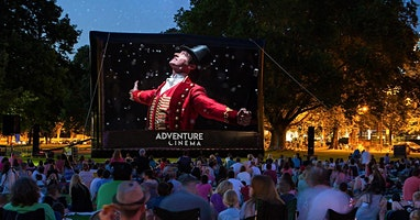The Greatest Showman Outdoor Cinema Sing-A-Long in Scunthorpe