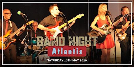 Band Night - Atlantis tickets