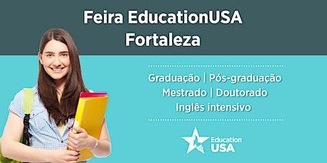 CANCELADO Feira EducationUSA - Fortaleza - 2020 ingressos