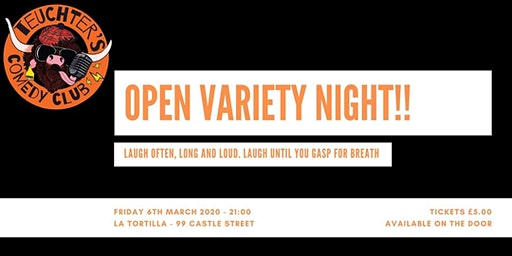 March Open Variety