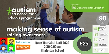 AET: Making Sense of Autism tickets