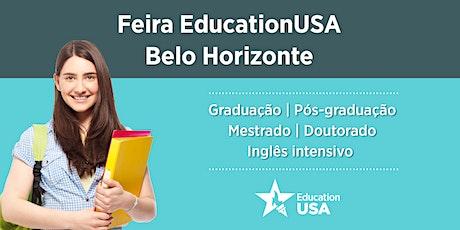 Feira EducationUSA - Belo Horizonte - 2020 ingressos
