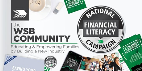 Struggling to get a gainful career? How about we talk about Financial wellness? tickets