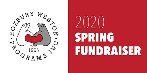 Roxbury Weston Spring Fundraiser April 2020
