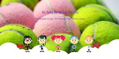4th Annual Free Tennis Camp - Sponsored by One Serve Youth Tennis Academy