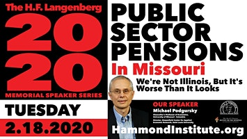 Public Sector Pension in Missouri