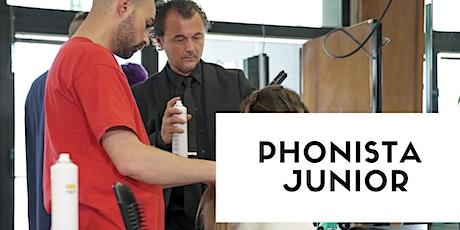 Phonista Junior - Febbraio biglietti