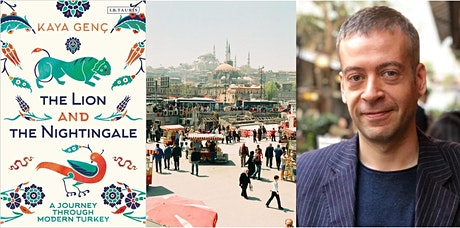 A Journey Through Modern Turkey with Kaya Genç tickets