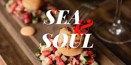Sea & Soul Brunch  tickets