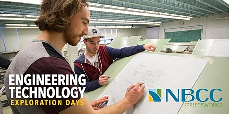 NBCC Moncton Engineering Technology Exploration Day tickets