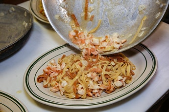 Petite Pasta Joint March dinner tickets