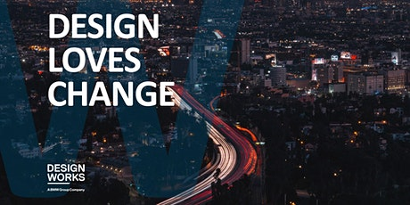 DESIGN LOVES CHANGE! Tickets