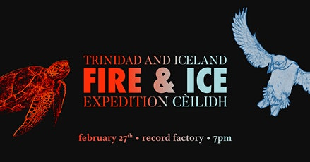 Fire and Ice Ceilidh tickets