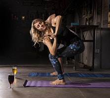 Yoga on Tap March 8