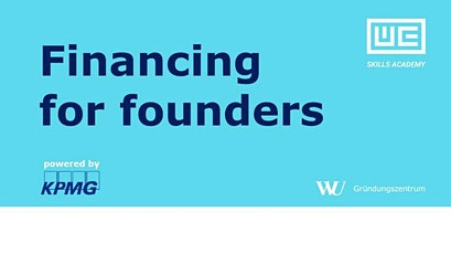 Skills Academy Workshop: Financing for founders Tickets
