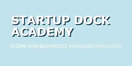SD Academy: Markenentwicklung mit Björn v. Buchholtz Tickets