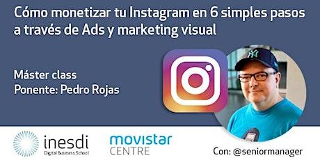 Cómo monetizar tu Instagram en 6 simples pasos a través de Ads y marketing visual entradas
