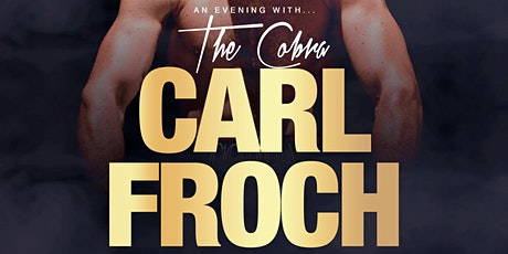 An Evening With the Cobra Carl Froch tickets