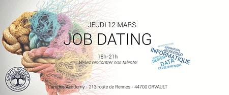 Job Dating - Campus Academy Nantes