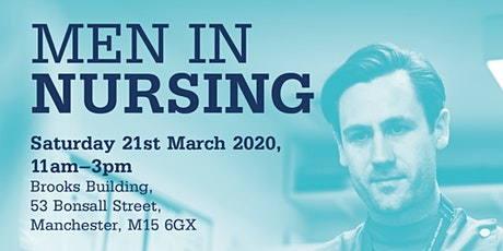 Men In Nursing - Greater Manchester Collaborative tickets