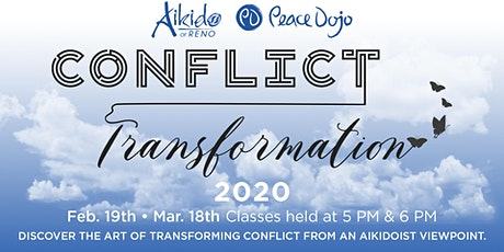 Aikido of Reno Conflict Transformation Classes tickets